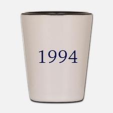 1994 Shot Glass