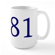 1981 Mug