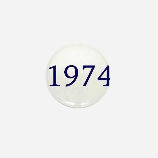 1974 Mini Button