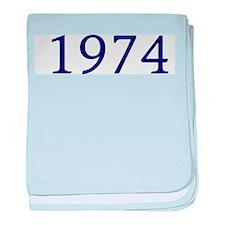1974 baby blanket