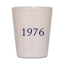 1976 Shot Glass
