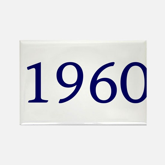 1960 Rectangle Magnet (10 pack)