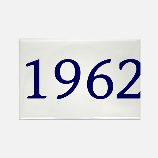 1962 Rectangle Magnet (10 pack)