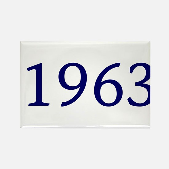 1963 Rectangle Magnet (10 pack)