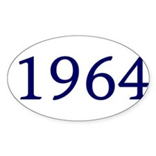 1964 Decal