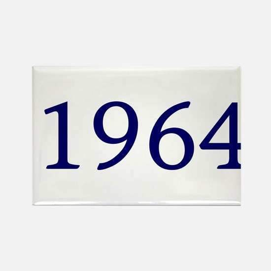 1964 Rectangle Magnet (10 pack)