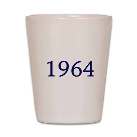 1964 Shot Glass