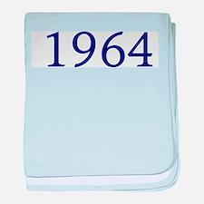 1964 baby blanket