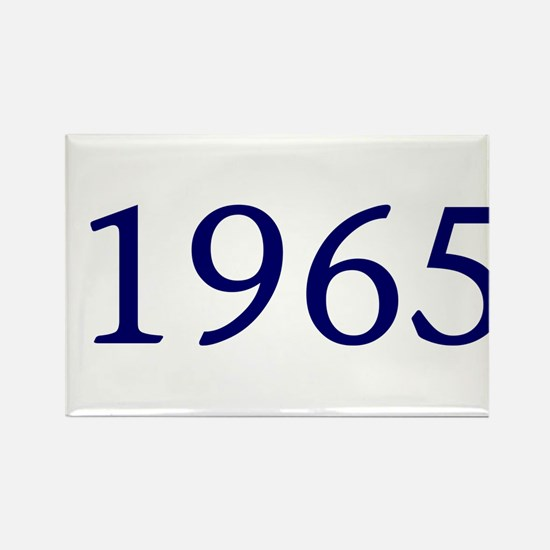 1965 Rectangle Magnet (10 pack)