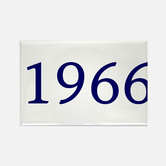 1966 Rectangle Magnet (10 pack)