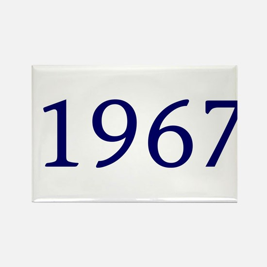 1967 Rectangle Magnet (10 pack)