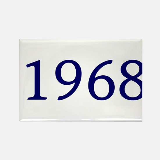 1968 Rectangle Magnet (10 pack)