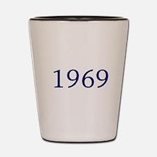 1969 Shot Glass