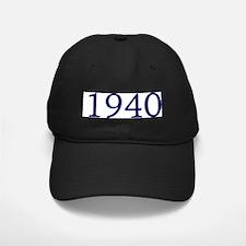 1940 Baseball Hat