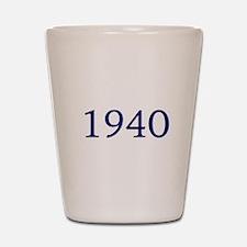 1940 Shot Glass