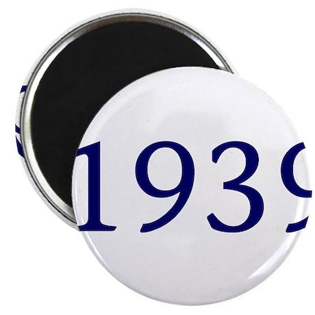 """1939 2.25"""" Magnet (10 pack)"""
