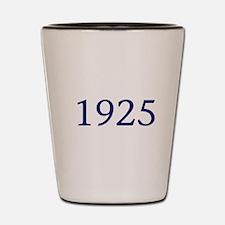 1925 Shot Glass