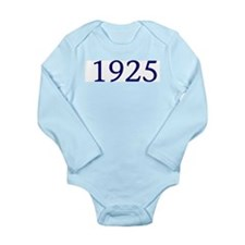 1925 Long Sleeve Infant Bodysuit