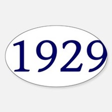 1929 Decal
