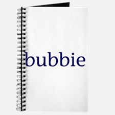 Bubbie Journal