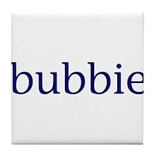 Bubbie Tile Coaster