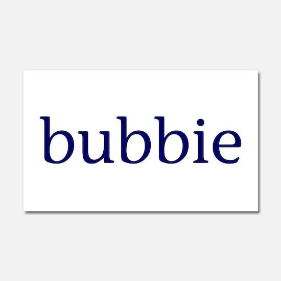 Bubbie Car Magnet 20 x 12