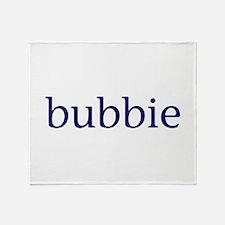 Bubbie Throw Blanket