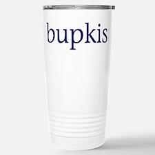 Bupkis Travel Mug