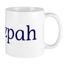 Chutzpah Mug