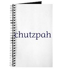 Chutzpah Journal