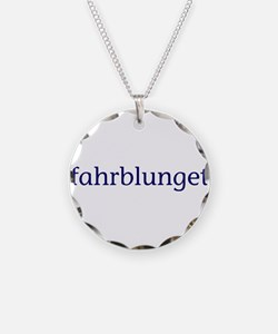 Fahrblunget Necklace