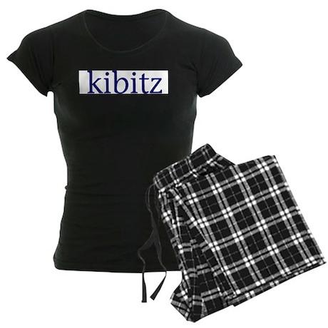 Kibitz Women's Dark Pajamas