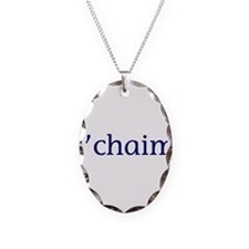 l'chaim Necklace