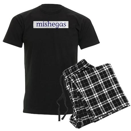 Mishegas Men's Dark Pajamas