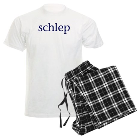 Schlep Men's Light Pajamas