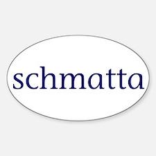 Schmatta Sticker (Oval)