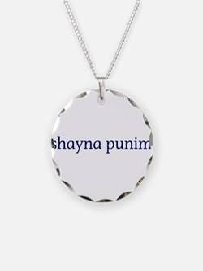 Shayna Punim Necklace