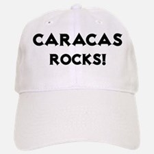 Caracas Rocks! Baseball Baseball Cap