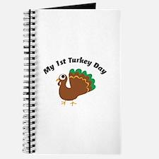 My 1st Turkey Day Journal