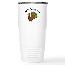 My 1st Turkey Day Travel Mug