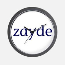 Zayde Wall Clock