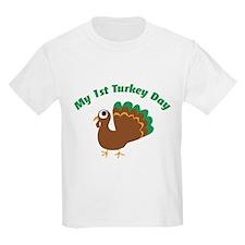My 1st Turkey Day T-Shirt