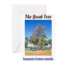 Kimberley Boab Greeting Cards (pk 6)