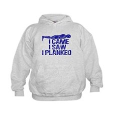 Funny Planking Hoodie