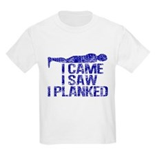 Funny Planking T-Shirt
