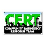 """Community emergency response team 12"""" x 20"""""""