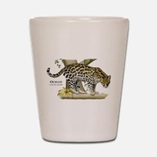 Ocelot Shot Glass