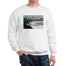 Sweatshirt: Coast Guard Cutter BRANT