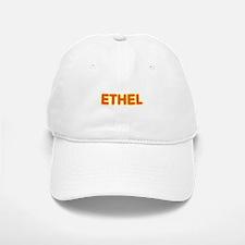 Ethel in Movie Lights Baseball Baseball Cap