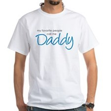 Favorite People Call Me Daddy Shirt